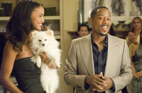 Joy Bryant and Martin Lawrence in